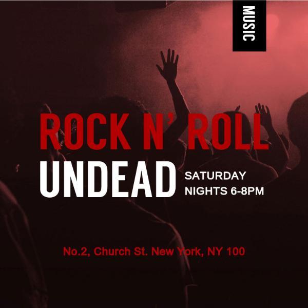 Rock N' Roll Concert