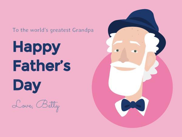 Grandpa father's day