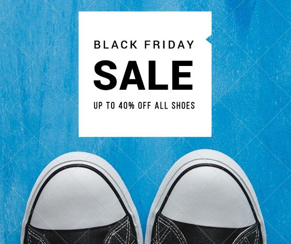 Shoes black friday