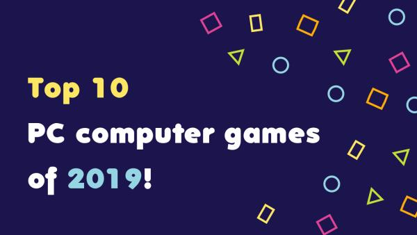Top 10 PC Computer Games