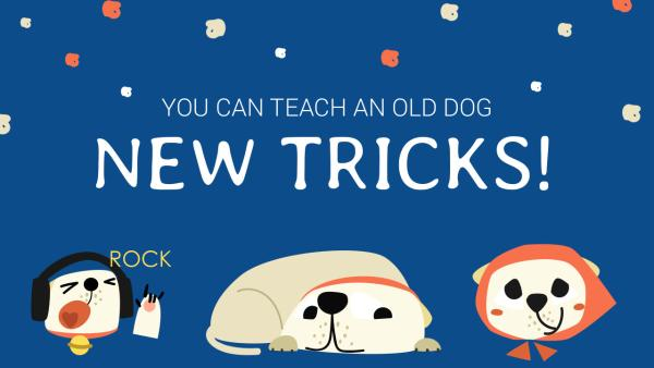 Pet New Tricks