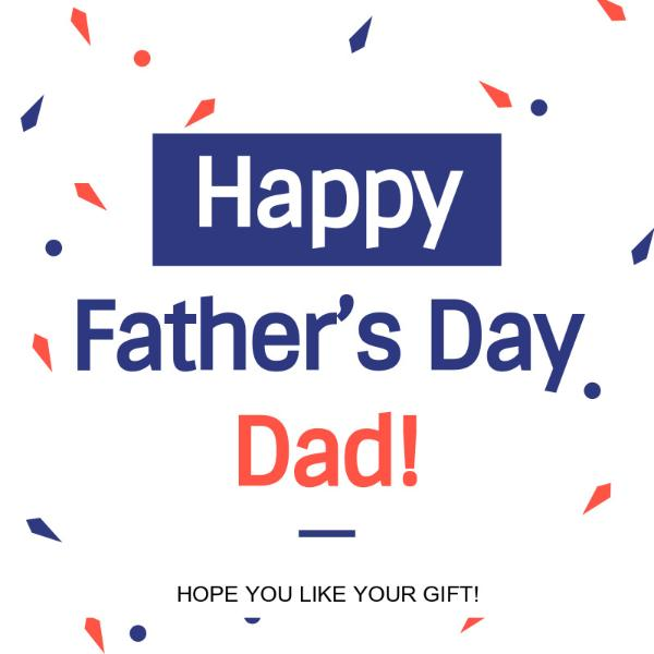 Gift father's day