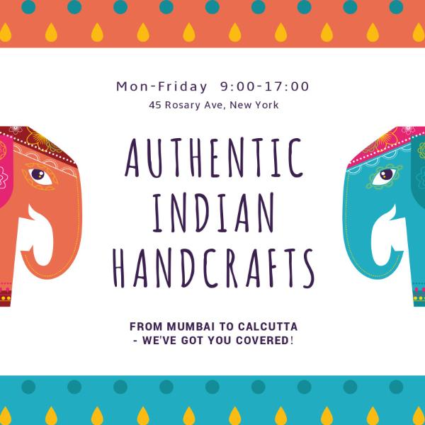 Indian handcraft expo