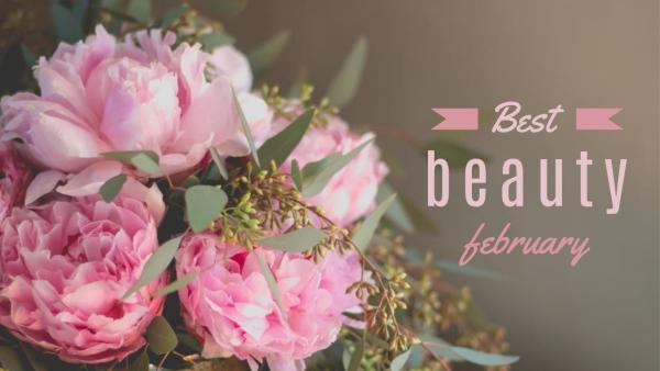 Beauty February