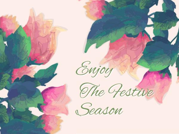 Enjoy Festive Season