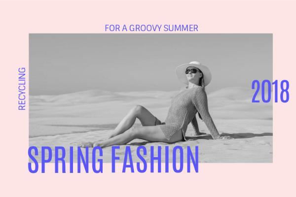Spring Fashion Pink