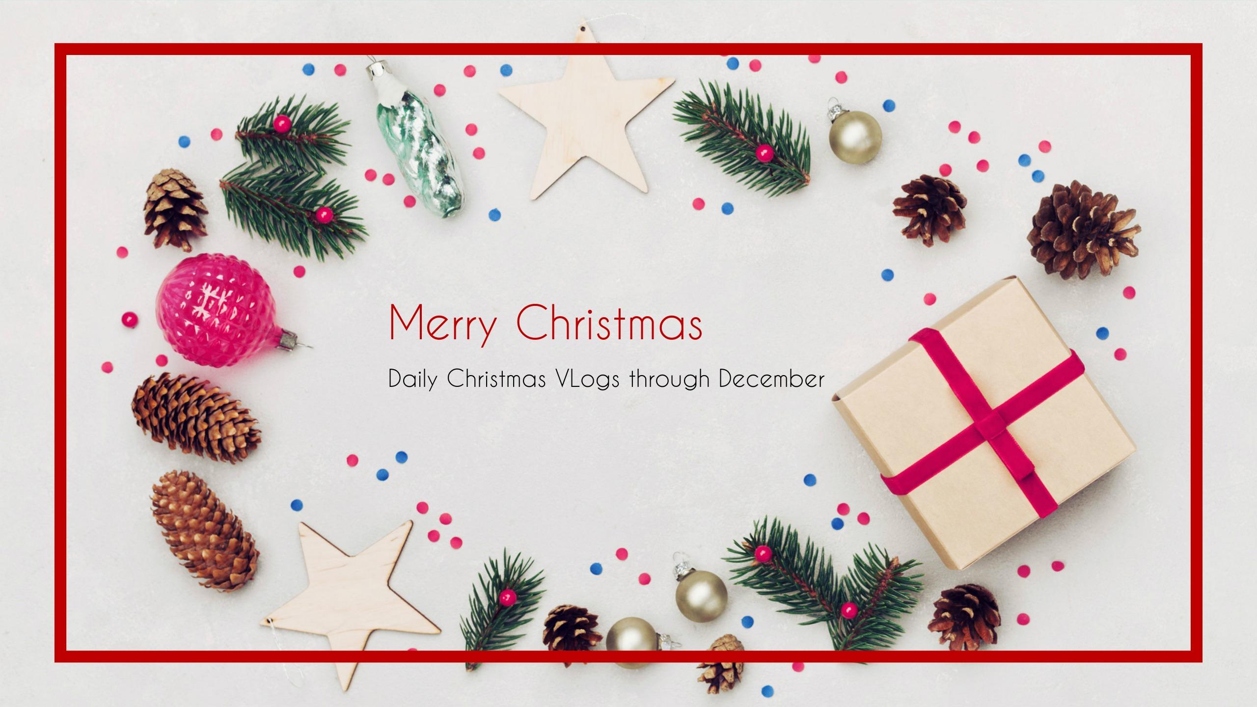 Present Merry Christmas