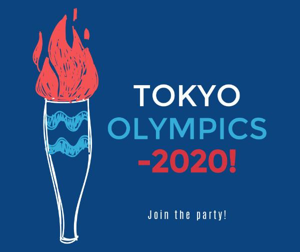 Torch Tokyo Olympics