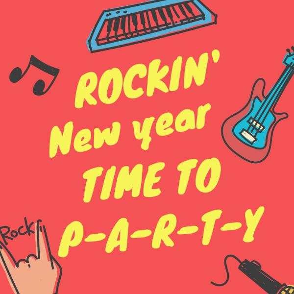 New year rock party