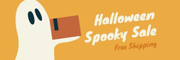Holloween Spooky Sale