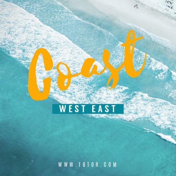 Coast Scenery