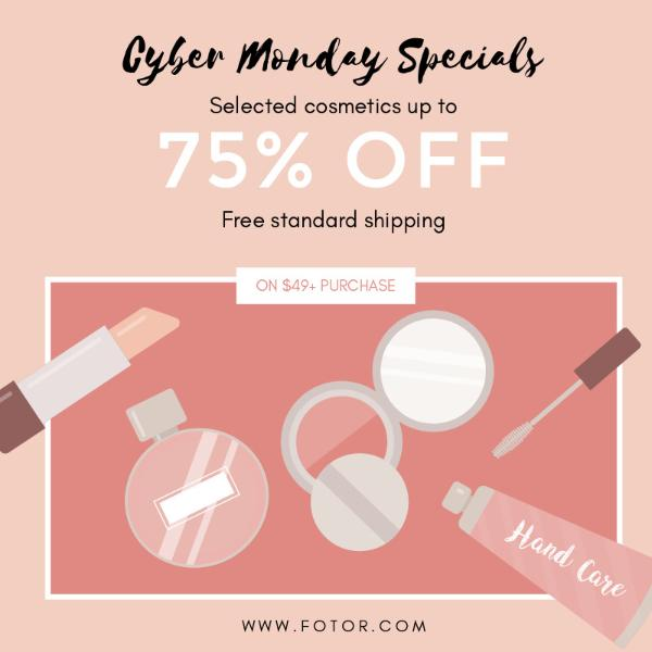 Cyber monday specials discount