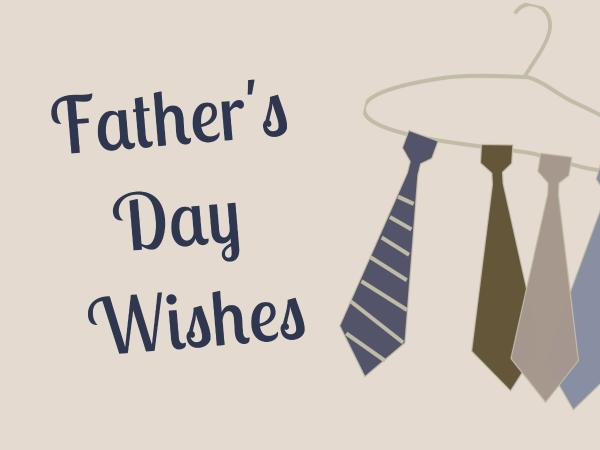 wishes for father
