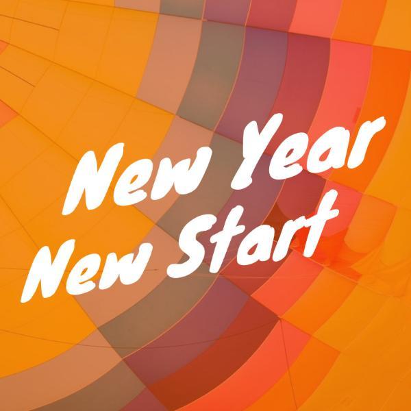 Illustration new year