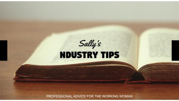 Profession Tips