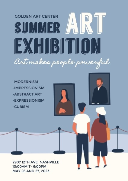 Summer Art Exhibition