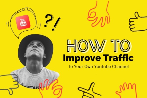 How To Improve Traffic Banner