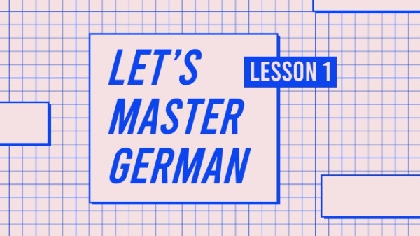 Mastering German Language