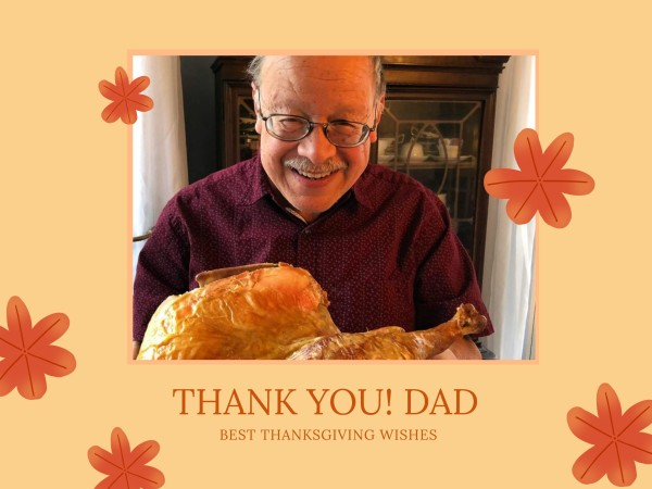 Thanks For Dad