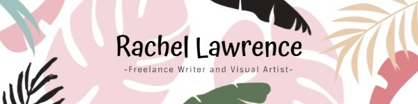 Freelance Hand-drawn Leaves Banner