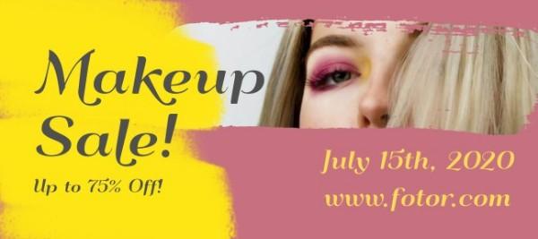 Pink Makeup Sale