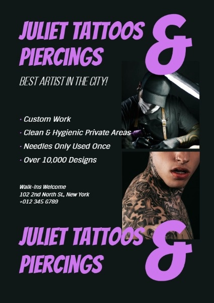Local Tattoo And Piercing