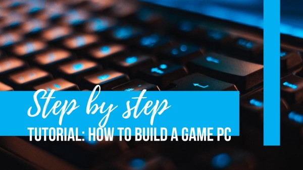 Blue Build Game PC Tutorial Youtube Channel Art