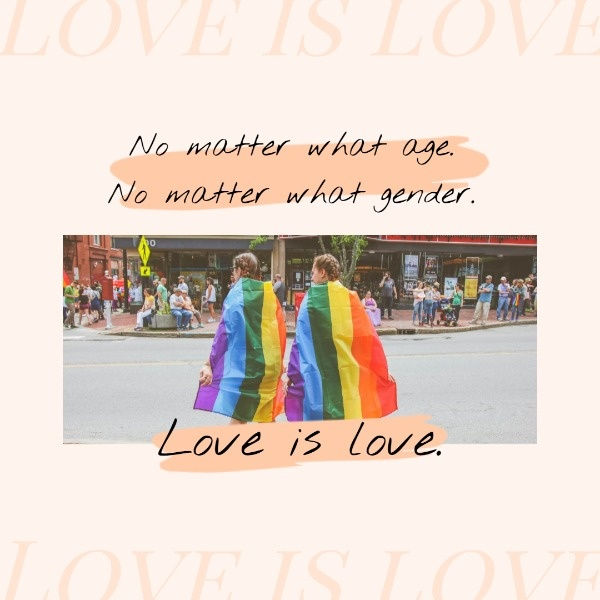 Love Is Love Quote