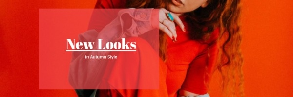 New Looks In Autumn Style