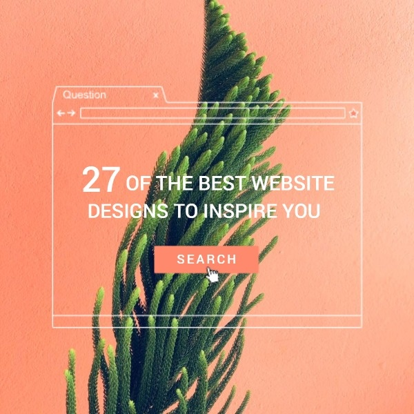 Website Design To Inspired You