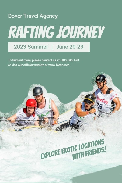 Green Rafting Journey