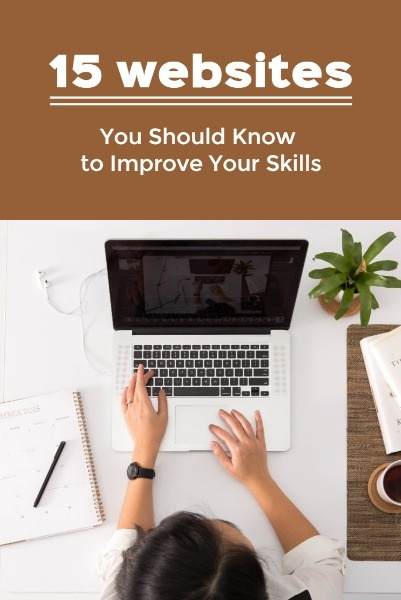 Websites To Improve Your Skills