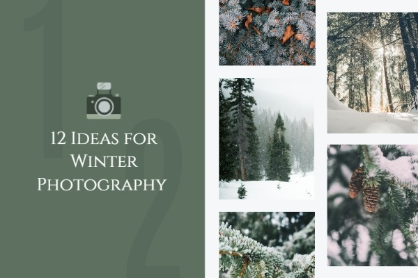 12 Ideas For Winter Photography