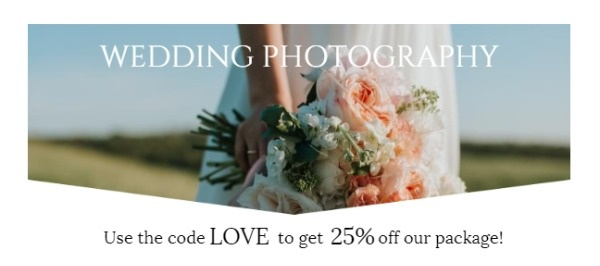 Wedding Studio Voucher