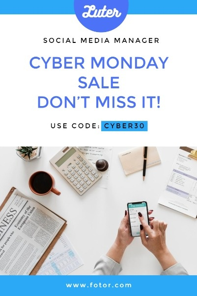 Cyber Monday Software Sale