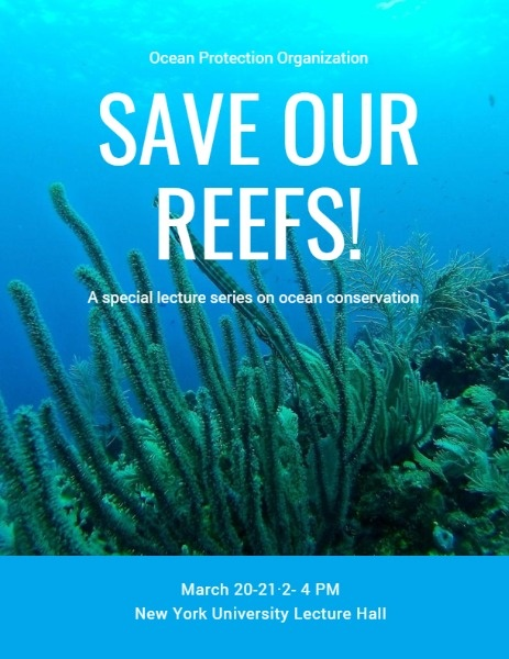 Save Reefs