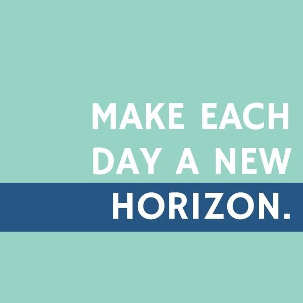 Green Horizon Quote