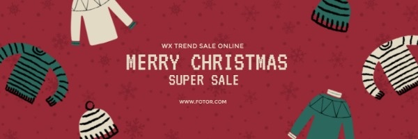 Christmas Clothes Sales