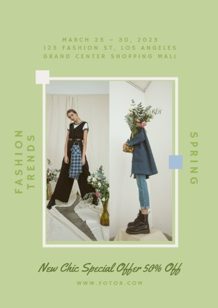 Spring Clothes Fashion Sale