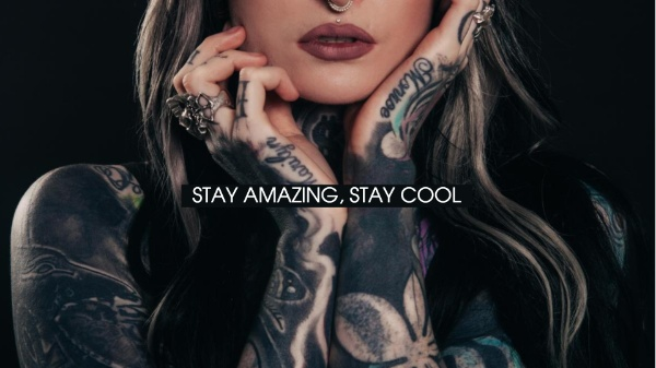 Stay Amazing Stay Cool