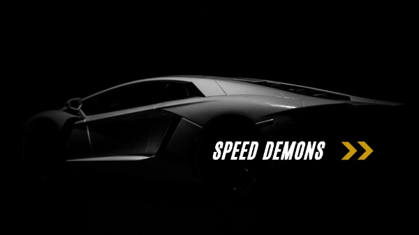 Black Speed Demons