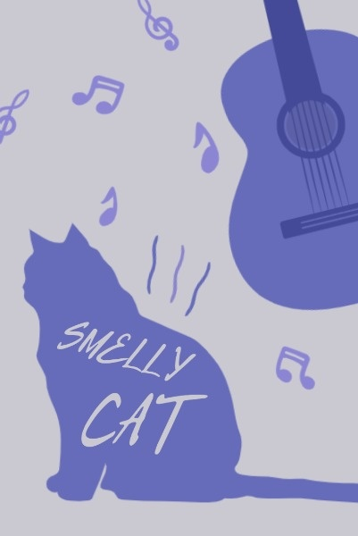 Phoebe's Smelly Cat