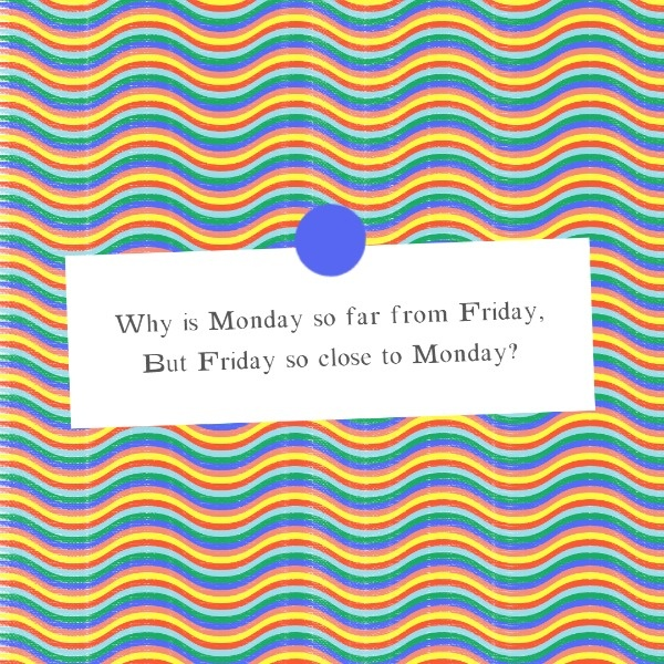 Funny Week Quote