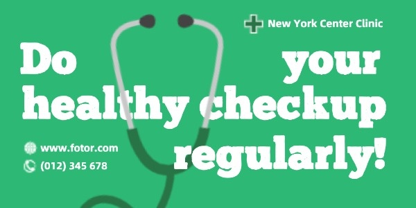 Green Health Checkup