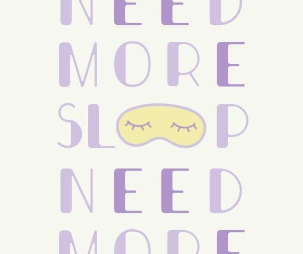 Cute Sleep Quote
