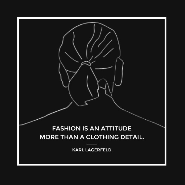 Fashion Quote By Karl Lagerfeld
