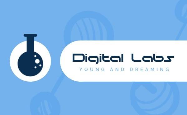 Digital Lab Business Card