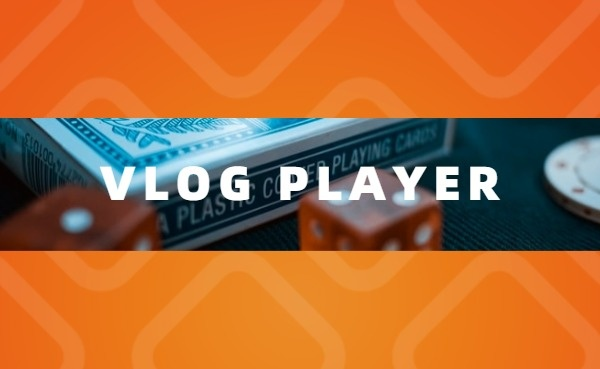 Orange Gaming Channel Banner