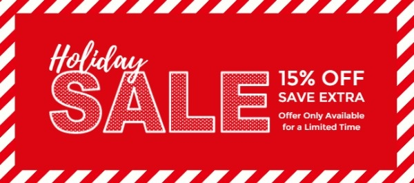 Red Holiday Sales