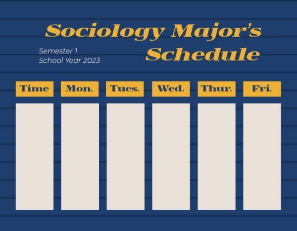19class schedule_lsj